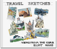 Travel Sketches – Views from the Curb